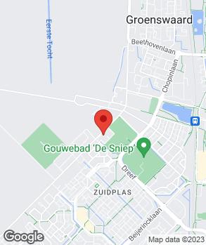 Locatie Automobielbedrijf Donker B.V. op kaart