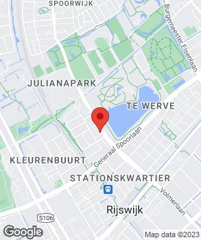 Locatie Luyendijk Cars op kaart