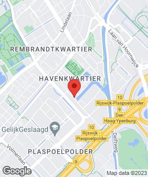 Locatie Autobedrijf Redenburg B.V. op kaart
