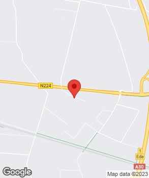 Locatie D van E BMW Specialist op kaart