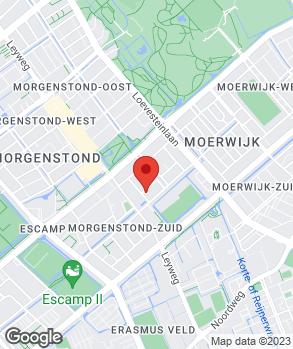 Locatie DES Carcenter op kaart