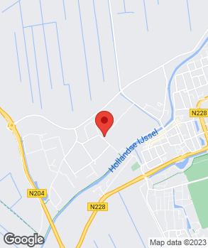 Locatie Autobedrijf Verhoef op kaart