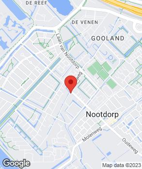 Locatie Autobedrijf Sprinkhuizen op kaart