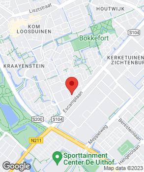 Locatie Claushuis Groep op kaart