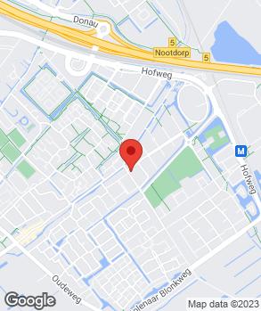 Locatie Mobiele Auto Service M & S op kaart
