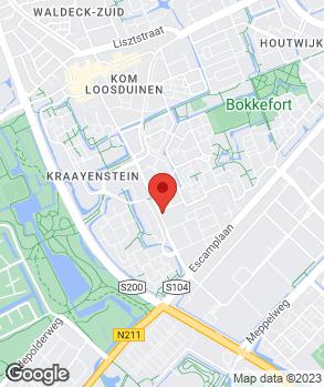 Locatie Garage Kortekaas op kaart