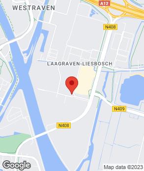 Locatie Peet Borst Bandentechniek Nieuwegein B.V. op kaart