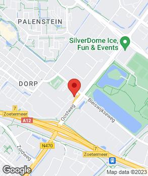 Locatie MB Car Service op kaart