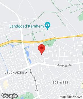 Locatie G.V.E. Autobedrijf op kaart