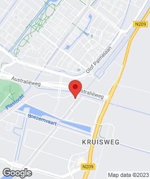 Locatie Auto Jena op kaart