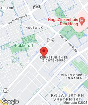 Locatie A&P Autoservice op kaart