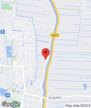 Locatie Autobedrijf Tanis op kaart