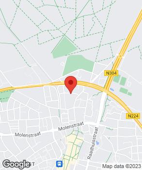 Locatie Van Wissen Auto's op kaart