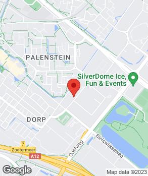 Locatie Autoschade Roelofswaert B.V. op kaart