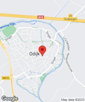 Locatie Garagebedrijf Mocking op kaart