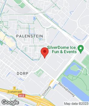 Locatie Autobedrijf Basic Drive op kaart