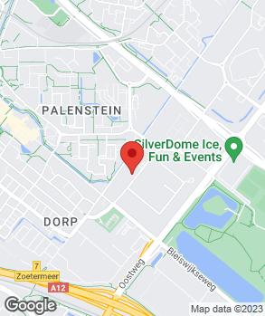 Locatie Autobedr. Jan van der Linden Zoetermeer B.V. op kaart
