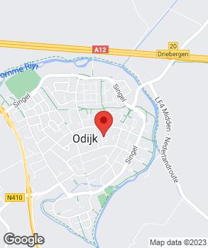 Locatie Autobedrijf Odijk B.V. op kaart