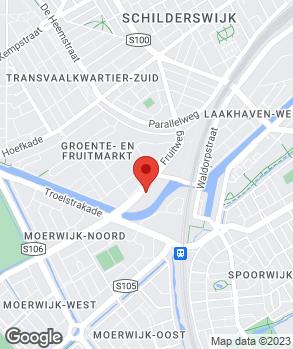 Locatie A & F Car Center op kaart