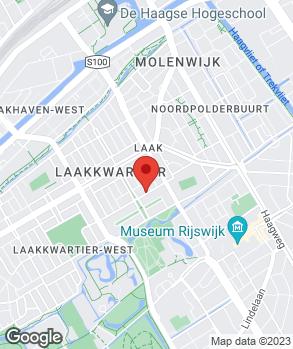 Locatie Zerko op kaart