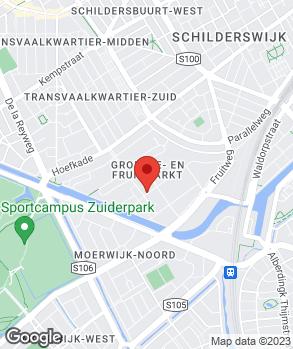 Locatie Garagebedrijf Nawroz op kaart