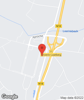 Locatie Auto Huitink B.V. op kaart