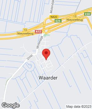 Locatie Autobedrijf G. de Mik op kaart