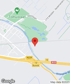 Locatie Autogas-Airco Inbouwstation Aais op kaart