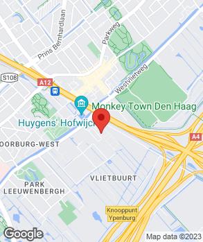 Locatie Autobedrijf Dee op kaart
