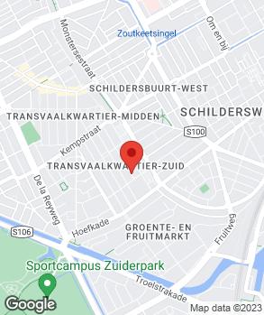 Locatie Autobedrijf Ramosa op kaart