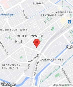 Locatie Zwiter Auto's op kaart