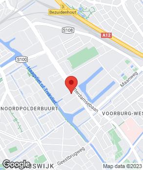 Locatie Autohandel Jako B.V. op kaart