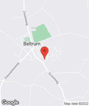 Locatie Garagebedrijf Beltrum op kaart