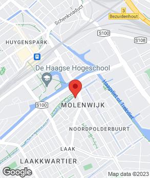 Locatie Garagebedrijf A. Simsek op kaart