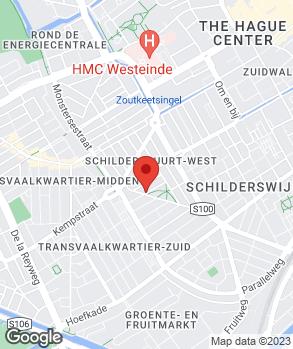 Locatie Bandenbedrijf Visser op kaart