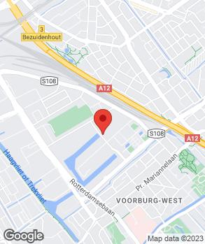 Locatie Diamond Autobedrijf op kaart