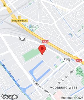 Locatie Bewar Autogarage op kaart