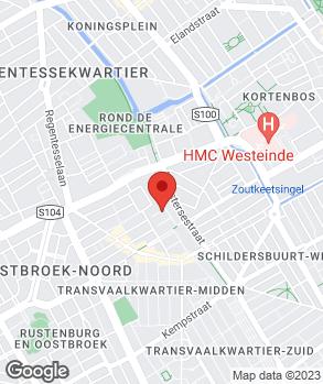 Locatie Autogaragebedrijf Car Clinic op kaart