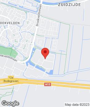 Locatie Autoservice Gijs van Dam op kaart