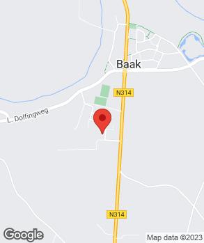 Locatie Autobedrijf Wolvetang op kaart