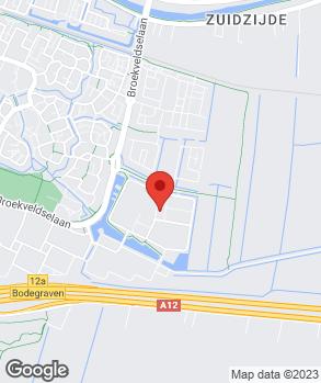Locatie Autoservicebedrijf Leeyen op kaart
