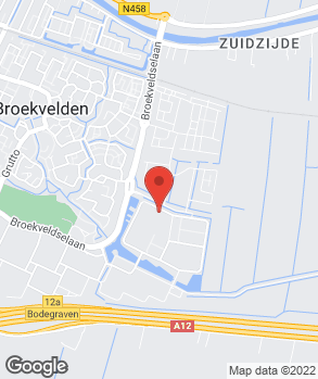 Locatie Zaal Autoschade B.V. op kaart