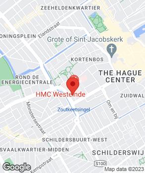 Locatie R. Burgers Handelsmy B.V. op kaart