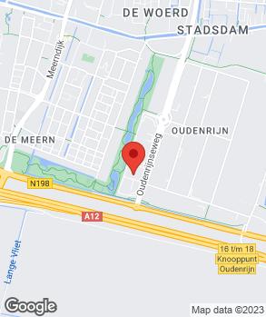 Locatie Autobedrijf Bas van Maanen op kaart