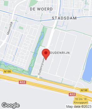 Locatie Van der Linden Groep Utrecht B.V. op kaart
