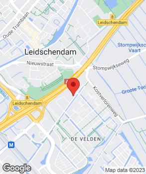 Locatie Auto Centrum Leidschendam op kaart