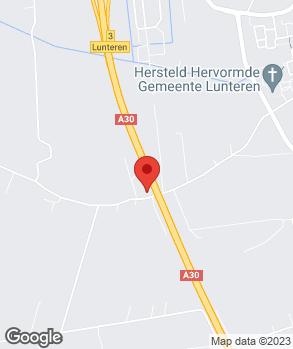 Locatie Garage Westeneng op kaart