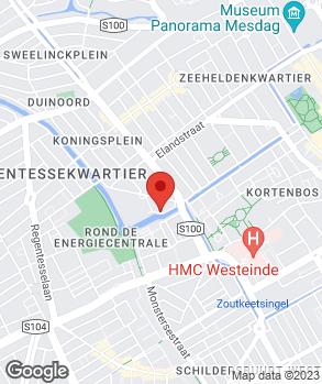 Locatie Thoms Autobanden op kaart
