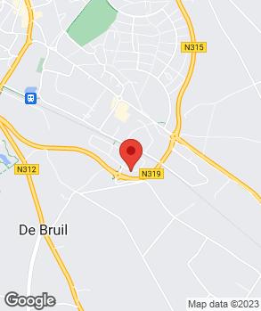 Locatie Harrie Arendsen Ruurlo op kaart