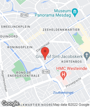 Locatie RG Autoservice op kaart